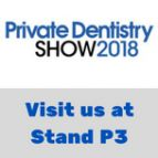 Join us at The Private Dentistry Show 2018 in London